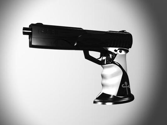 Gun 3 (by Renan LAVAREC)