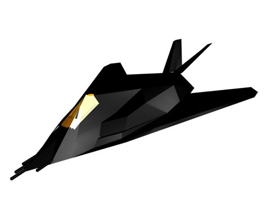 F117 (by Renan LAVAREC)